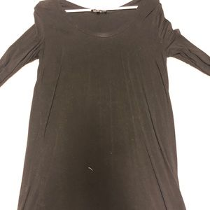 Tops - Scoop neck tunic